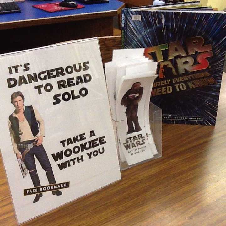 Sellers Library Teens: May The 4th Be With You
