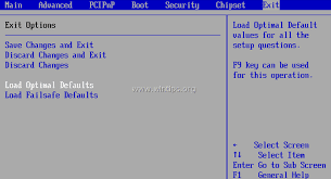 mengatasi komputer error yang bertuliskan a disk read error occurred press ctrl+alt+del to restart