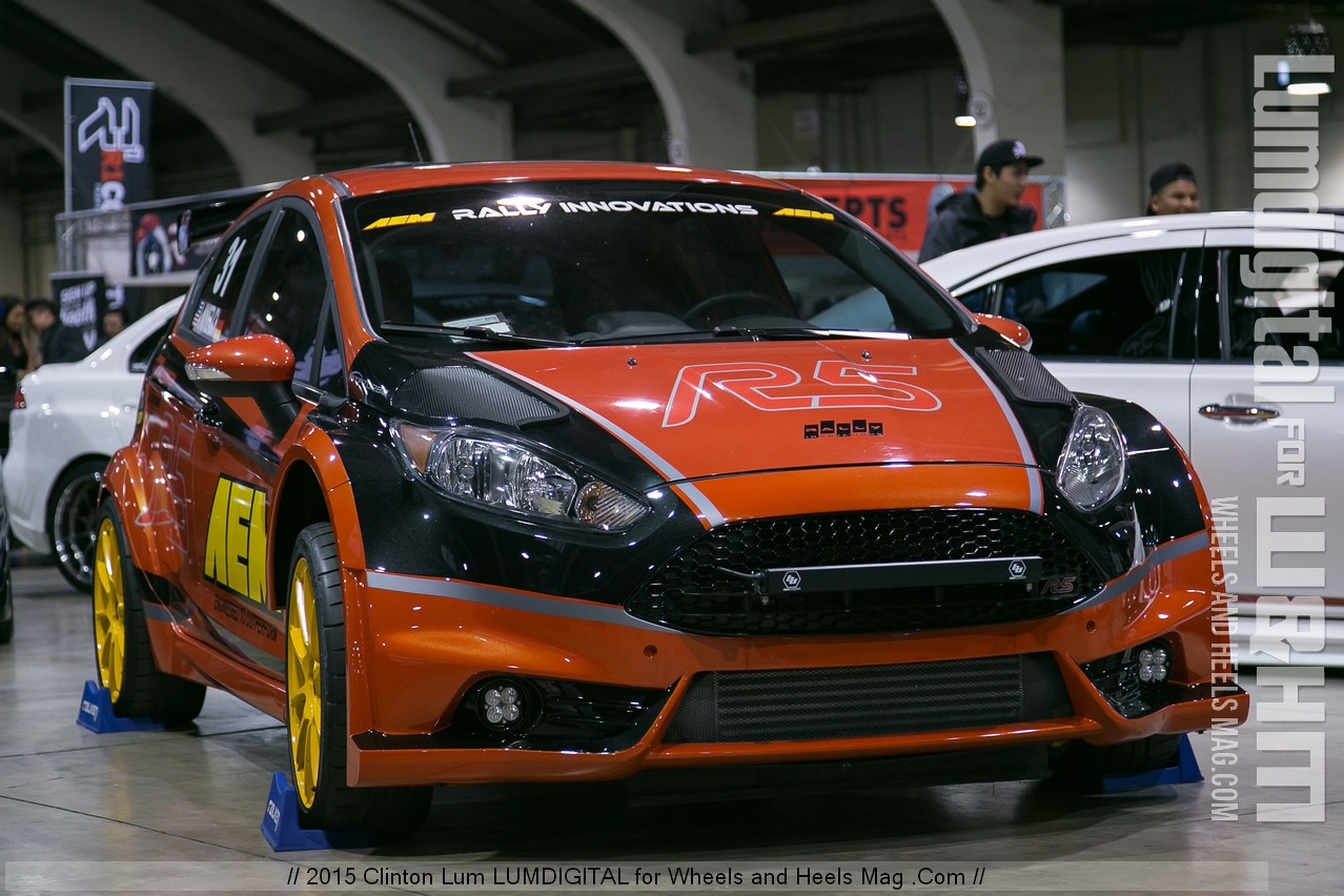 Wheels and Heels Magazine Cars: Cool Cars at Autocon 2015 by Clinton ...