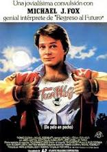 Teen Wolf. De pelo en pecho (1985)
