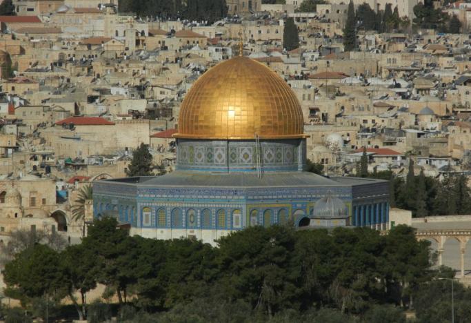 Masjid Al-Aqsa (foto/pixabay)