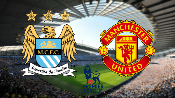 manchester city vs manchester united today