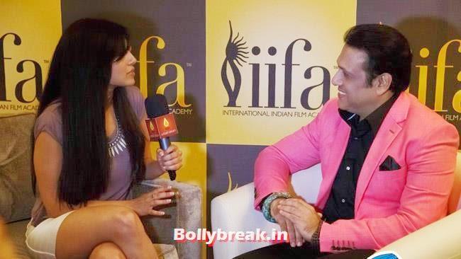 Govinda, IIFA Awards 2014 Pics