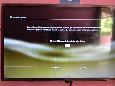 Cara Update PS3 OFW 4.82 Offline 9