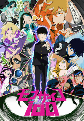 Mob Psycho 100 (TV Series) S01 Custom HD Latino
