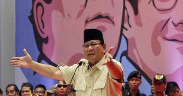 """""""Kami Tuntut Prabowo Minta Maaf kepada Umat Islam, Sudah Tak Sejalan"""""""
