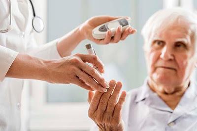 5 hábitos para os idosos com diabetes ter qualidade de vida
