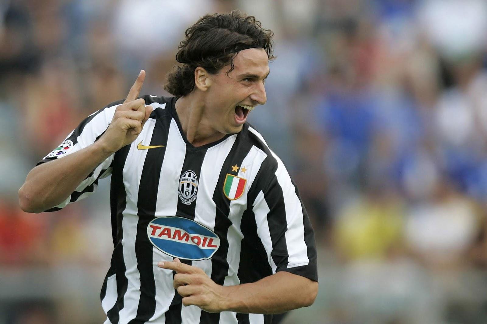 new arrival 0b698 4ba39 Juventus made me a machine - Zlatan Ibrahimovic | SoccaArena