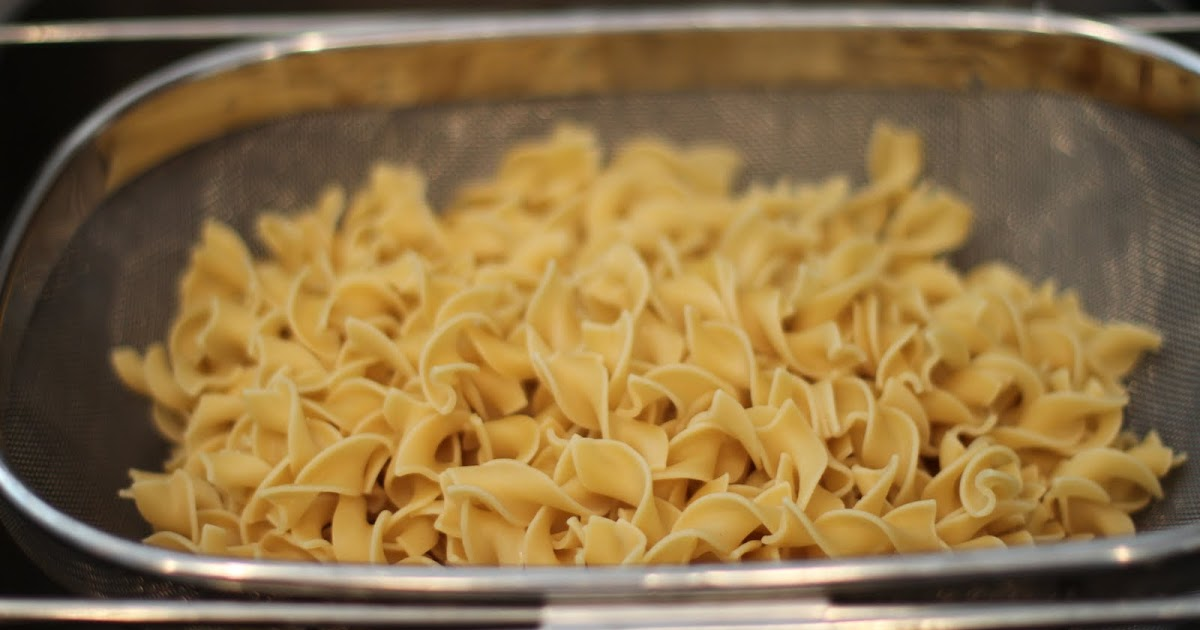 For the Love of Leftovers: Noodles & Co. Mushroom Stroganoff