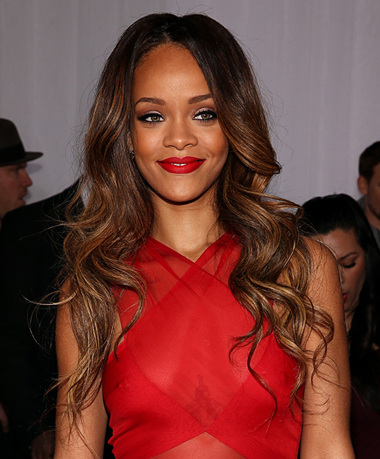 Grammys 2013: Rihanna snuggles Chris Brown and flaunts ... |Rihanna 2013