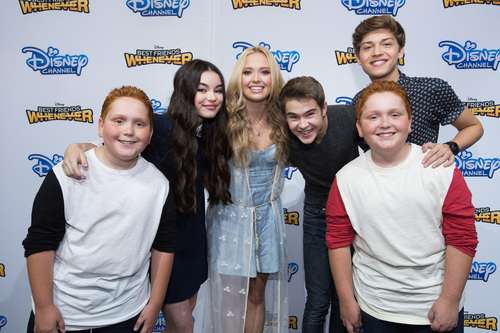 Rocky Coast News Best Friends Whenever Cast Meets Fans