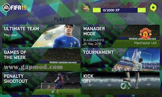 FIFA 14 Mod PES 2018 by FernanGamex Apk Data Obb