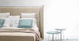 Giường bọc da tốt hay giường gỗ? phân tích những ưu điểm của giường bọc da