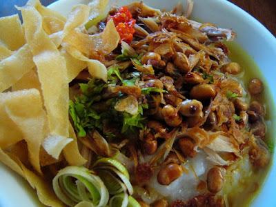 Gambar Resep Bubur Ayam Jakarta Sederhana