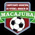 Jogos preliminares de classificação para o Campeonato de Macajuba terão início neste Sábado (18)