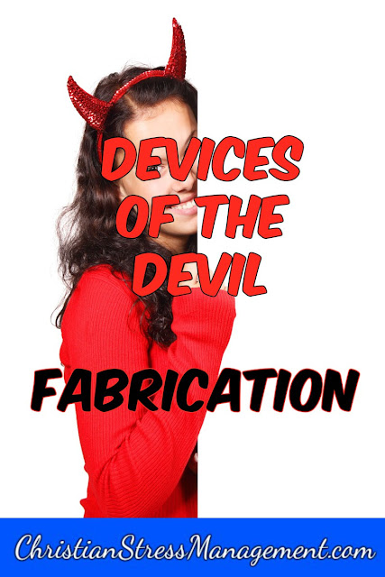 Devices of the Devil - Fabrication