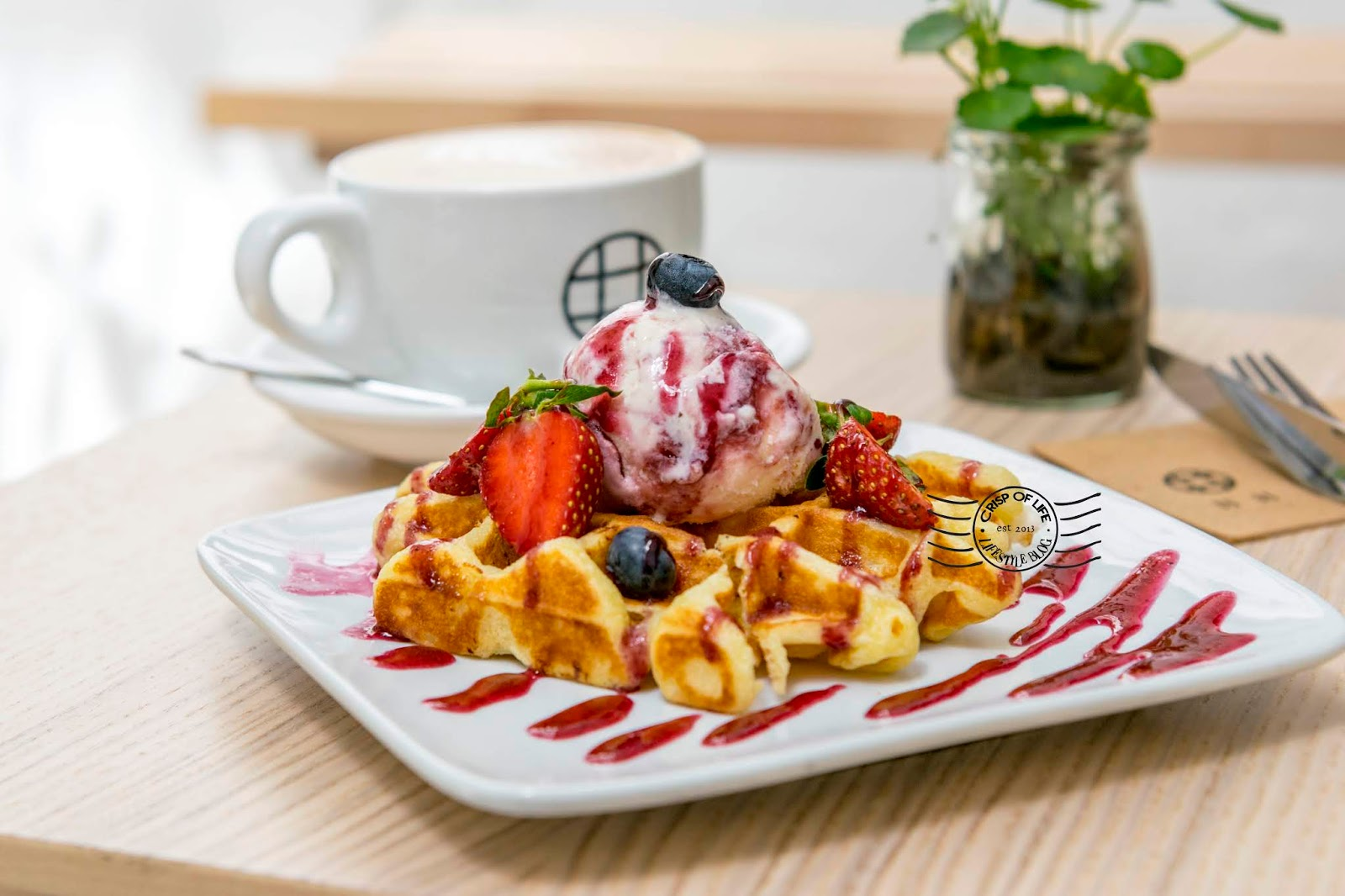 Wells Cafe 井井咖啡