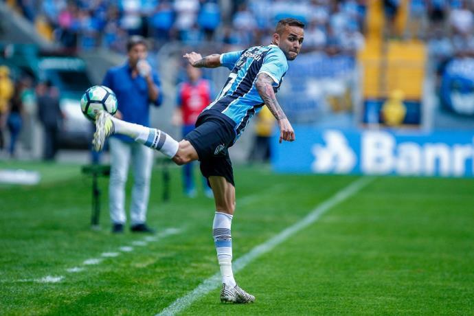 Grêmio recusa proposta por Luan e quer R$ 60 milhões pelo atleta | Foto: Lucas Uebel / Grêmio / Divulgação / CP