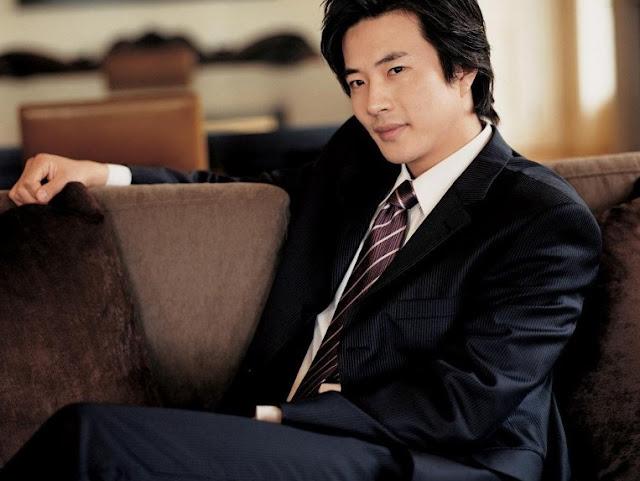 Rumah mewah artis Korea Kwon Sang Woo dan Son Tae Young
