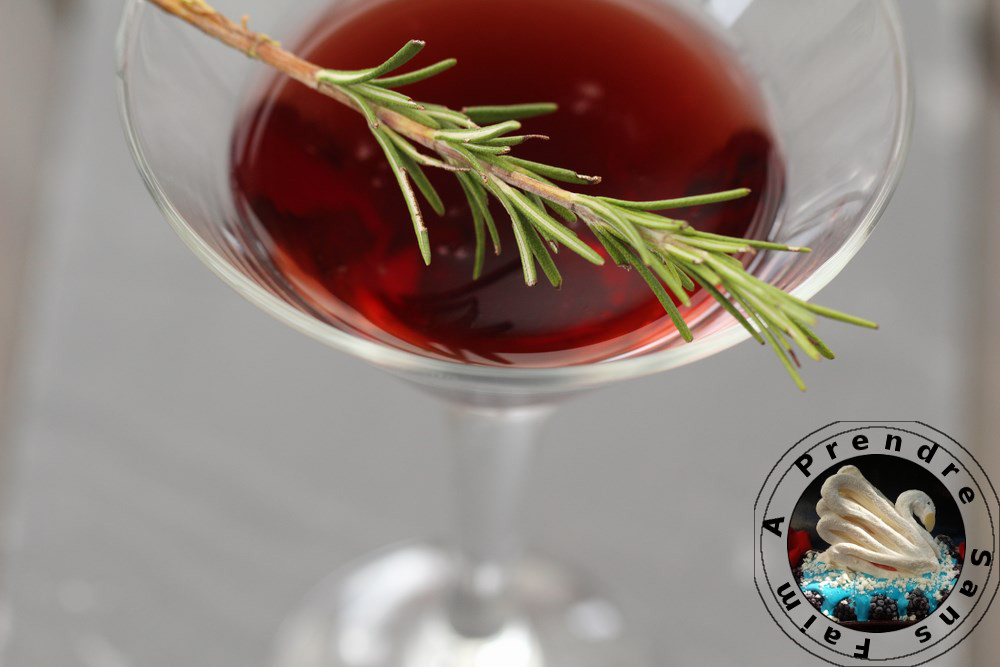 Black Forest Martini