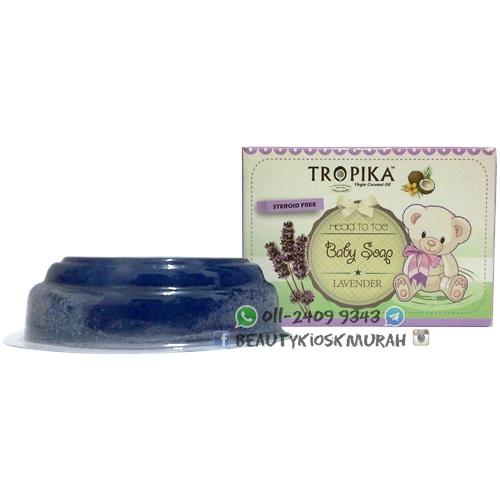 baby Soap Lavender Tropika Beauty