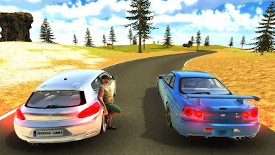 Skyline Drift Simulator Apk for Android