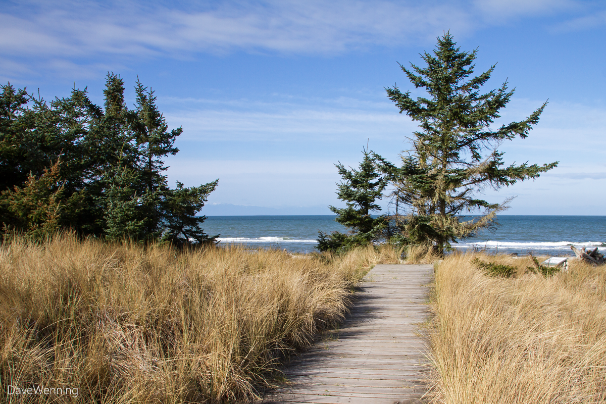 Sand Dune Trail, Deception Pass State Park