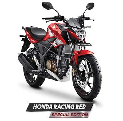 Spesifikasi dan Harga All New Honda CB150R Streetfire 2018