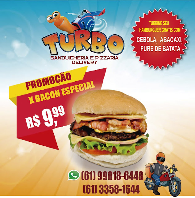 TURBO LANCHES