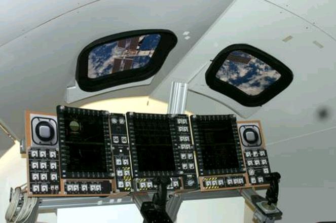 orion spacecraft cockpit -#main