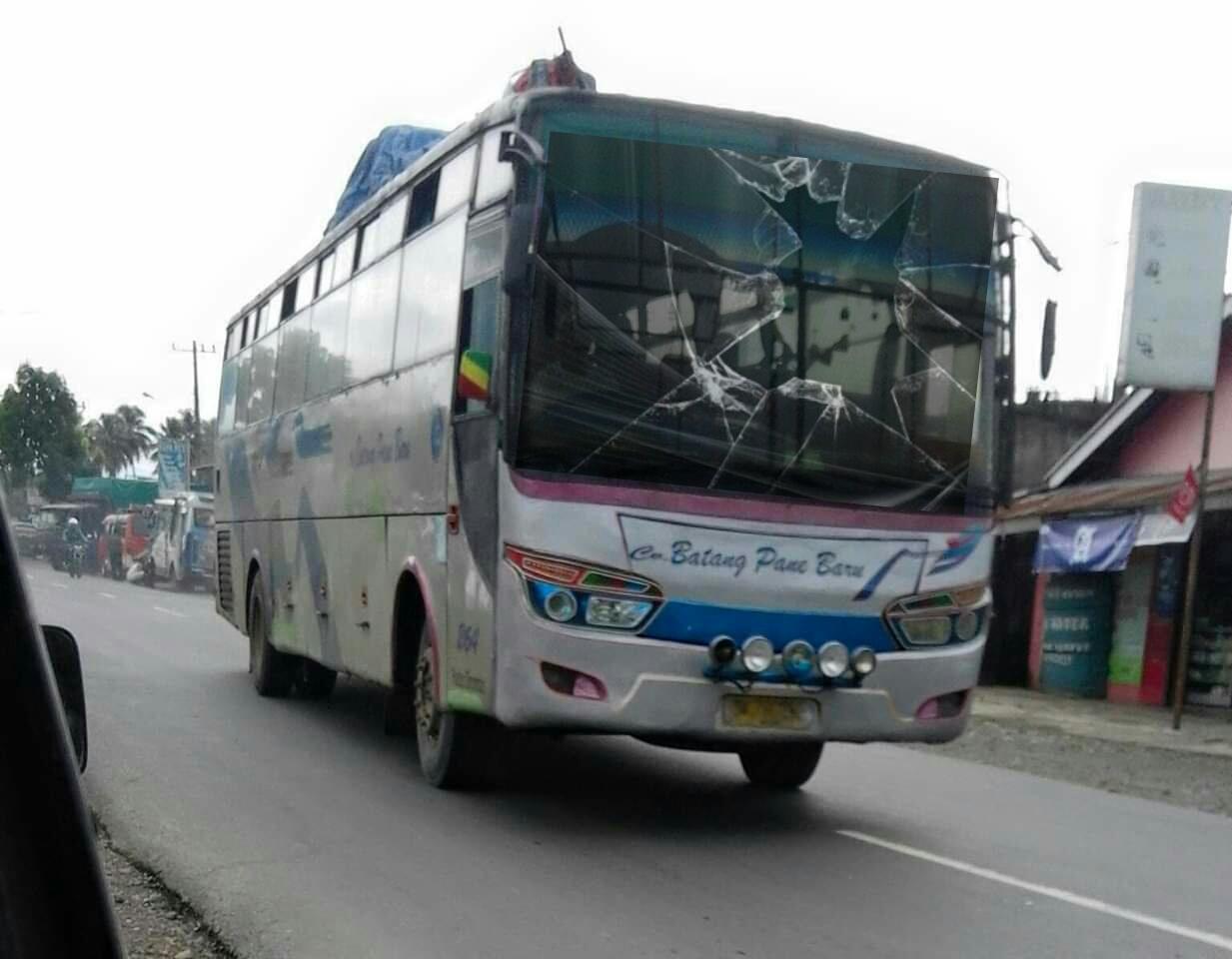 bus Batang Pane Baru