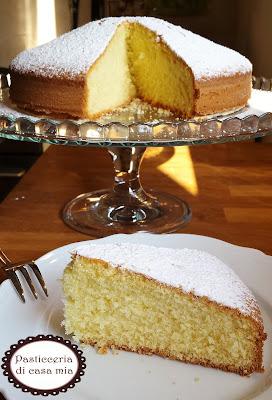 torta margherita soffice ricetta di pasticceria di casa mia