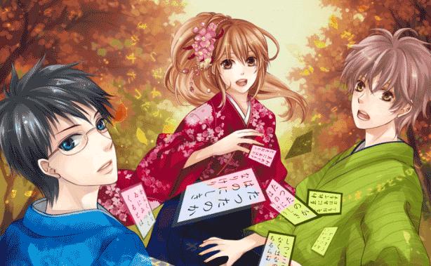 Chihayafuru - Daftar Anime Sport terbaik Sepanjang Masa