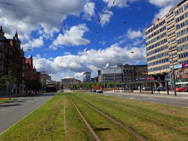 Zabytkowe centrum miasta