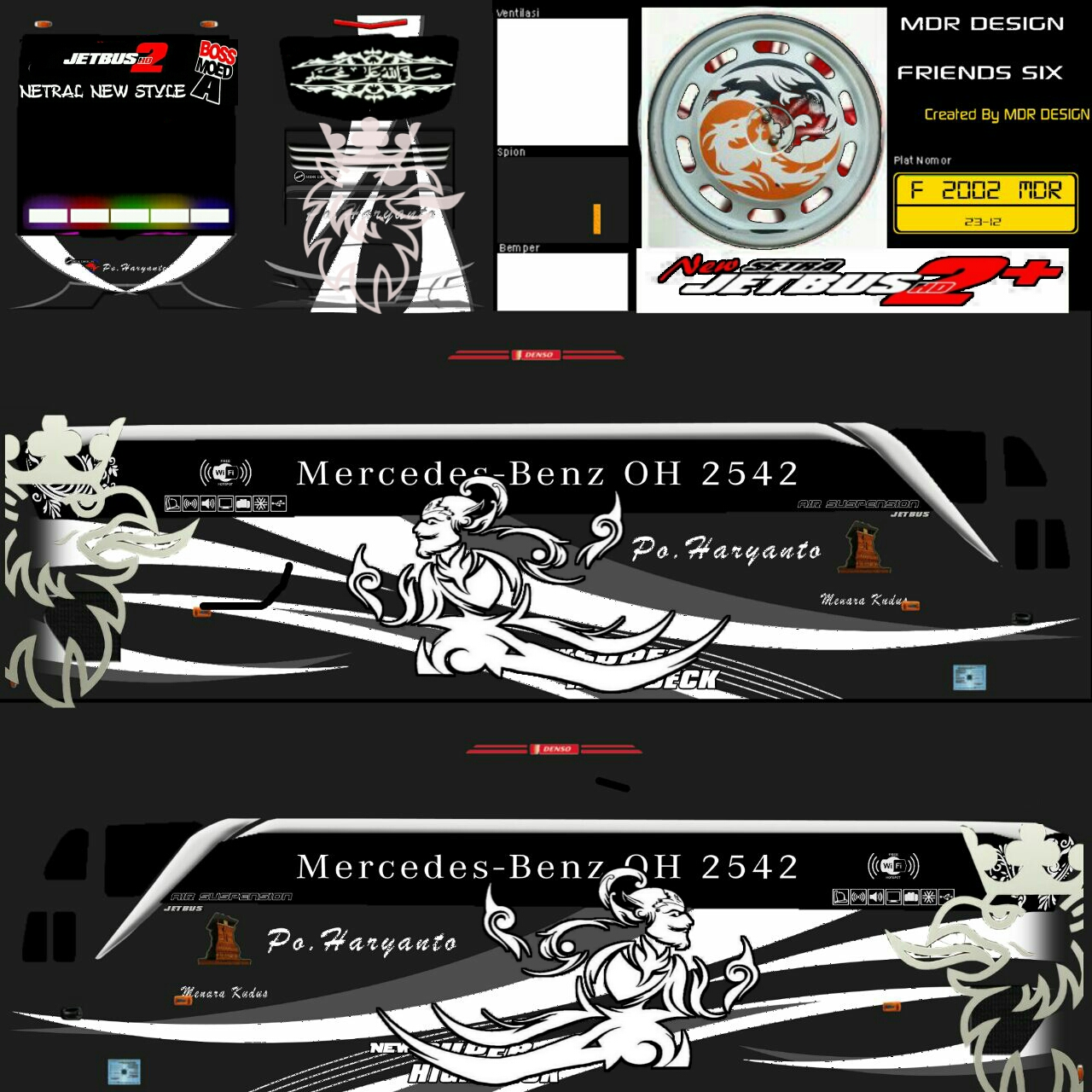 Selecting the correct version will make the kumpulan stiker bussid game work better, faster, use less battery power. livery bus po handoyo livery bus