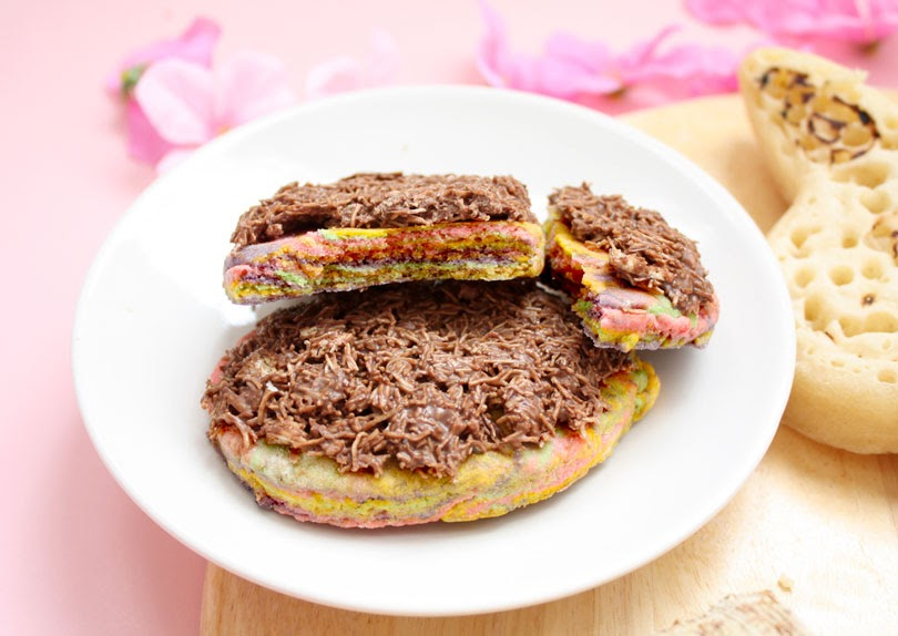 vegan easter shortbread