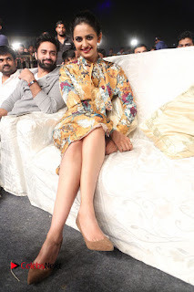 Actress Rakul Preet Singh Stills in Short Dress at Dhruva Pre Release Function  0127.JPG