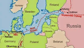 Germany 'controlled' by Russia on gas