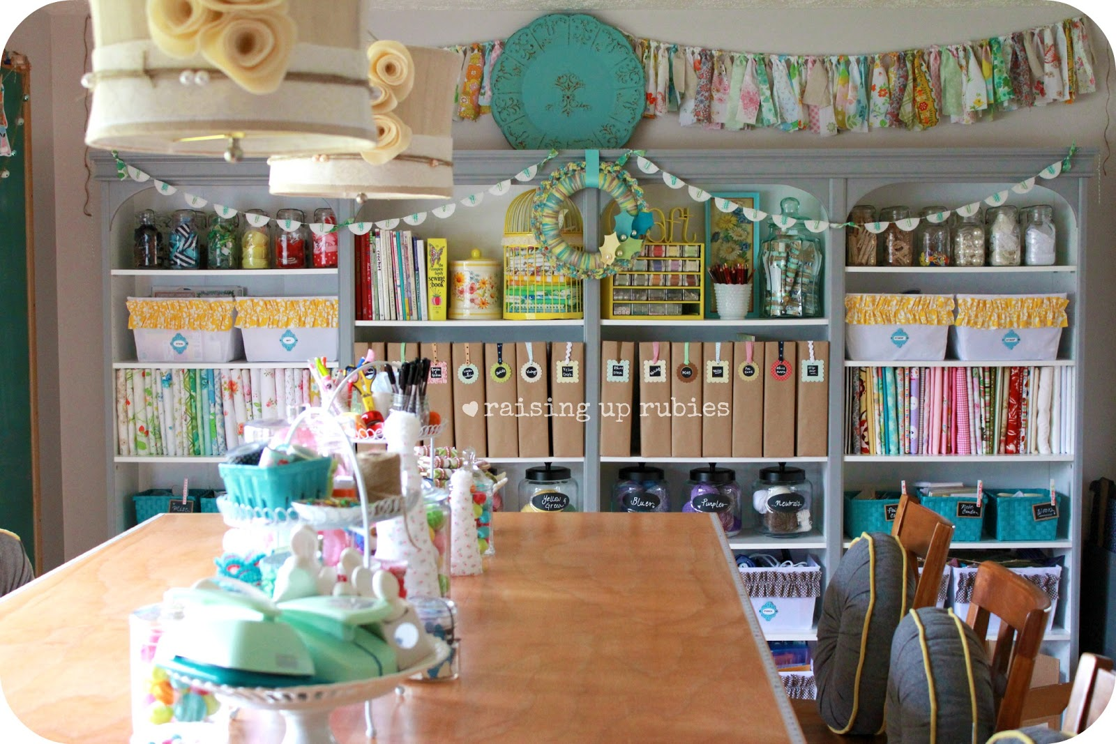 Raising Up Rubies- Blog: my craft room ... Christmas style