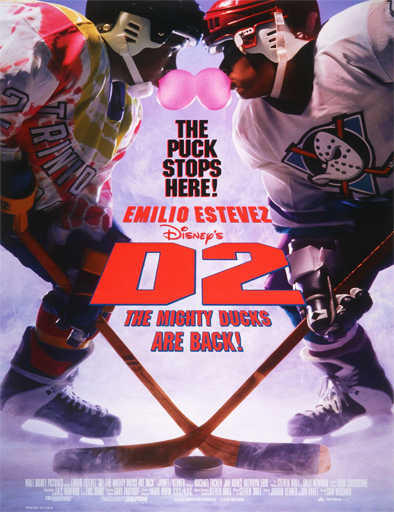 Ver Los campeones 2 (The Mighty Ducks 2) (1994) Online