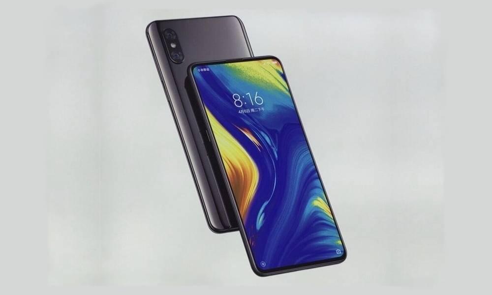 Desain Xiaomi Mi Mix 3 (bgr.in)