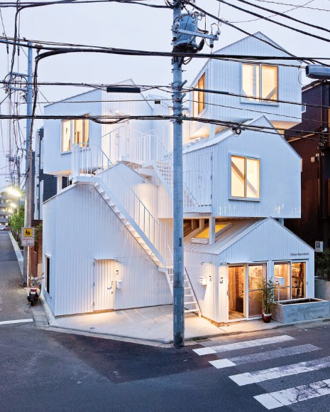 Honey I Shrunk The House: Japan Does Small Houses With A