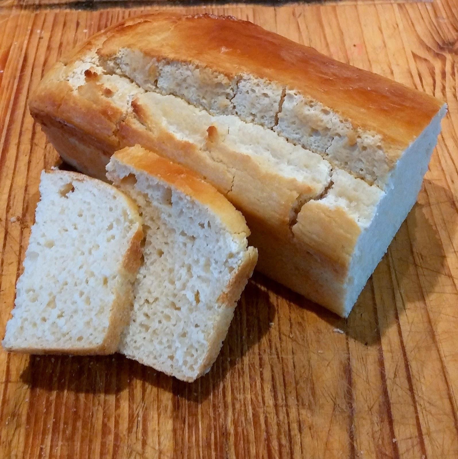 como hacer pan con harina de yuca