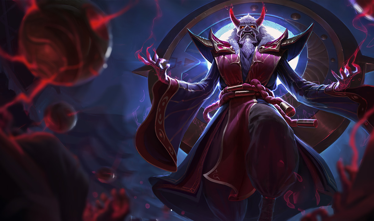 Surrender at 20: Blood Moon Zilean now available  Surrender at 20...