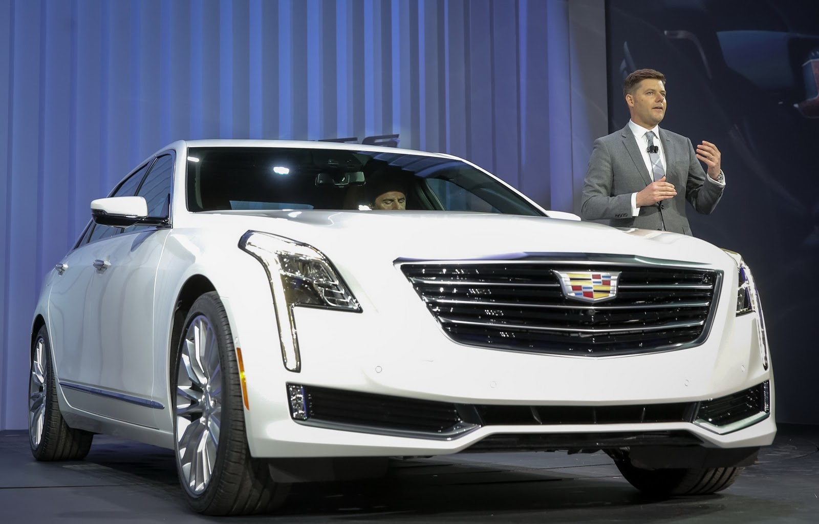 Cadillac CT6 Receiving All-New 4.2-liter Twin-Turbo V8