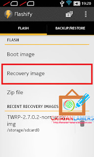 Tutorial Install TWRP pada Nokia XL RM-1030 Dual SIM