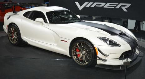 2018 Dodge Viper ACR Release Date, Price