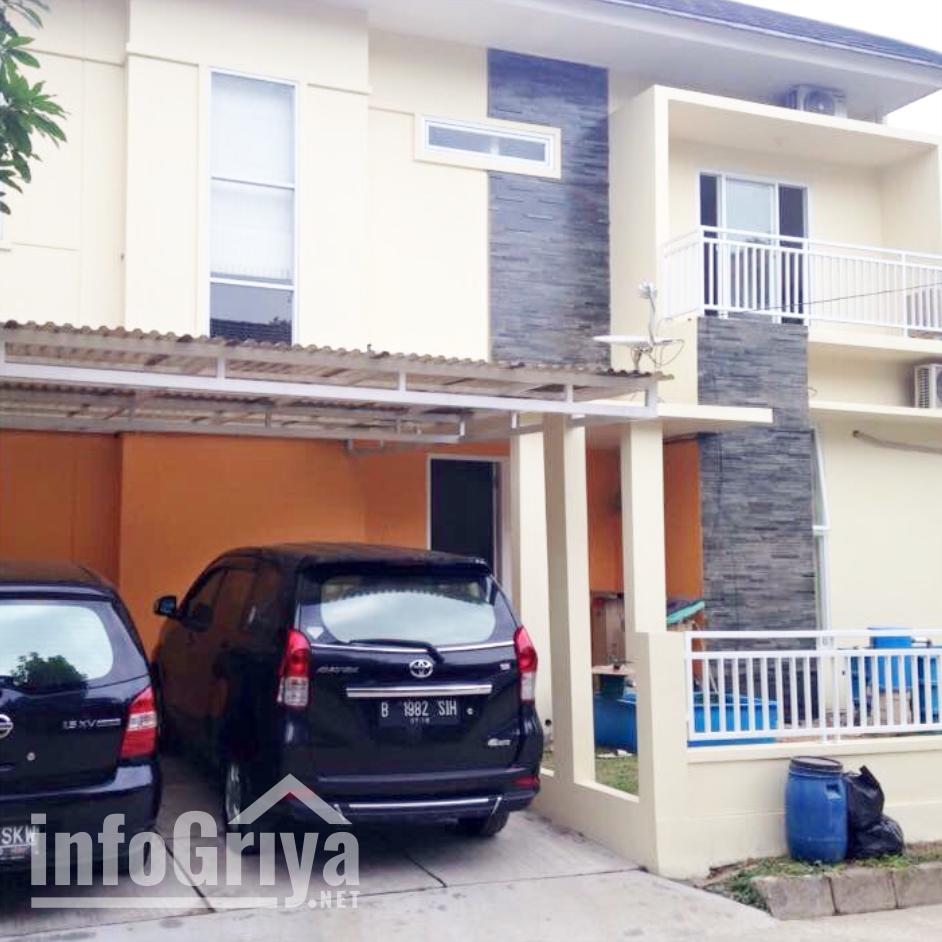 Rumah dijual di jalan Muhammad Kahfi Jagakarsa Jakarta Selatan Info Griya cari rumah beli rumah