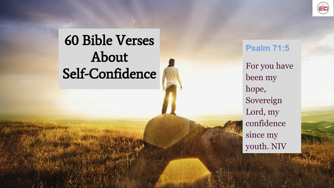 Bible Verses About Self Confidence