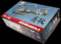 "In-Boxed: 1/32nd scale Kawasaki Ki-45 ""Kai Tei Toryu"" (Nick) from Zoukei-Mura"
